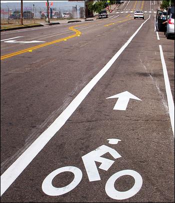 New Bike Lanes on 7th Street