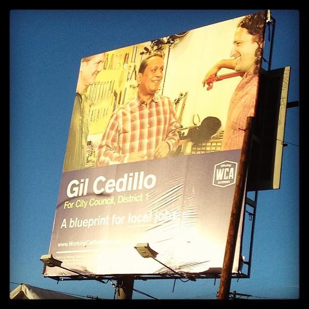 GilCedilloBillboardFlyingPigeonLA